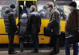 Проблема льготных перевозок общественным транспортом на Измаильщине  решается?